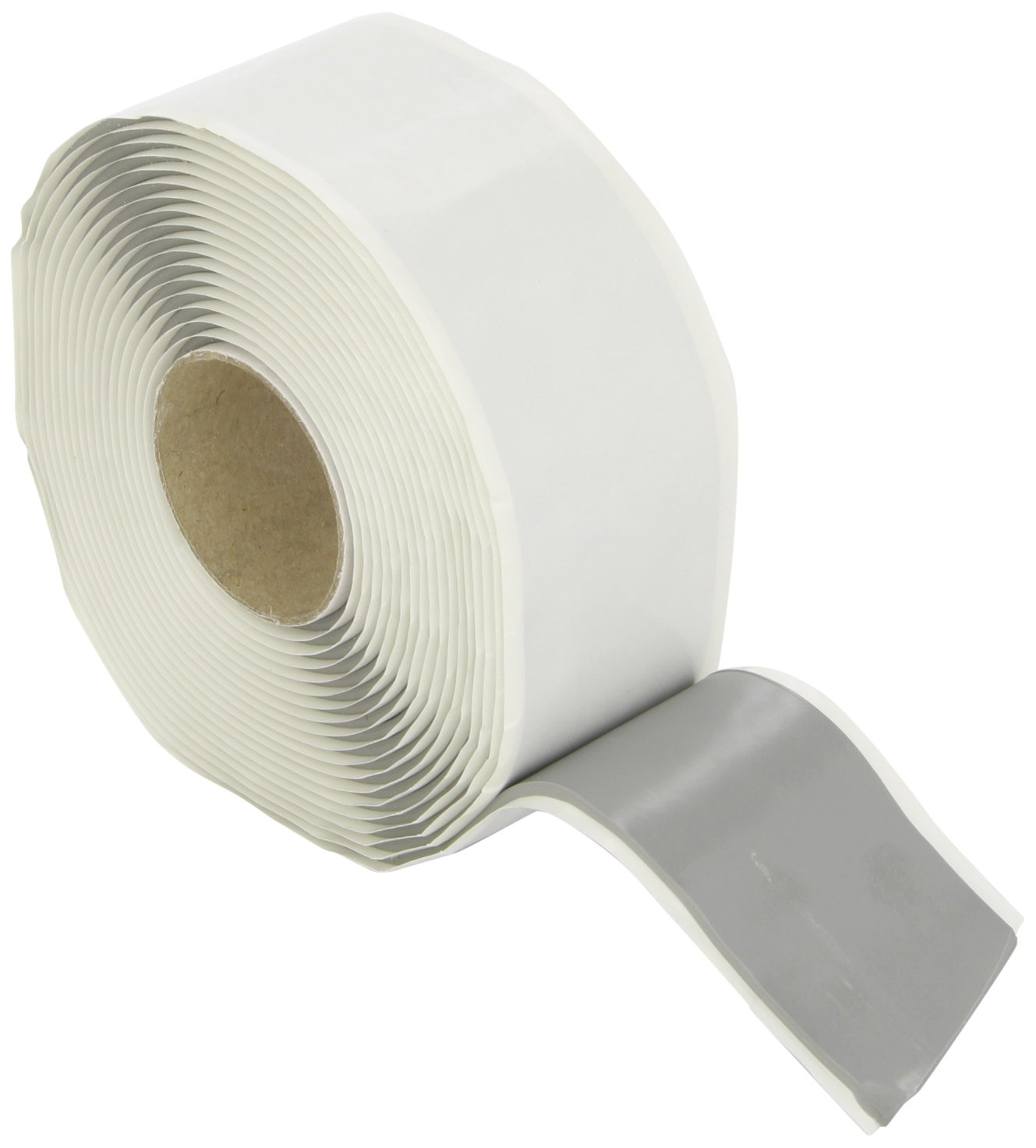 W4 Wide Mastic Sealing Strip - Off White, 5m x 45mm 00025