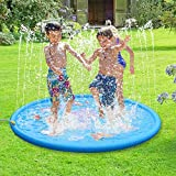 Dracarys Sprinkle and Splash Play Pad - Water Play Toy for Kids Boys