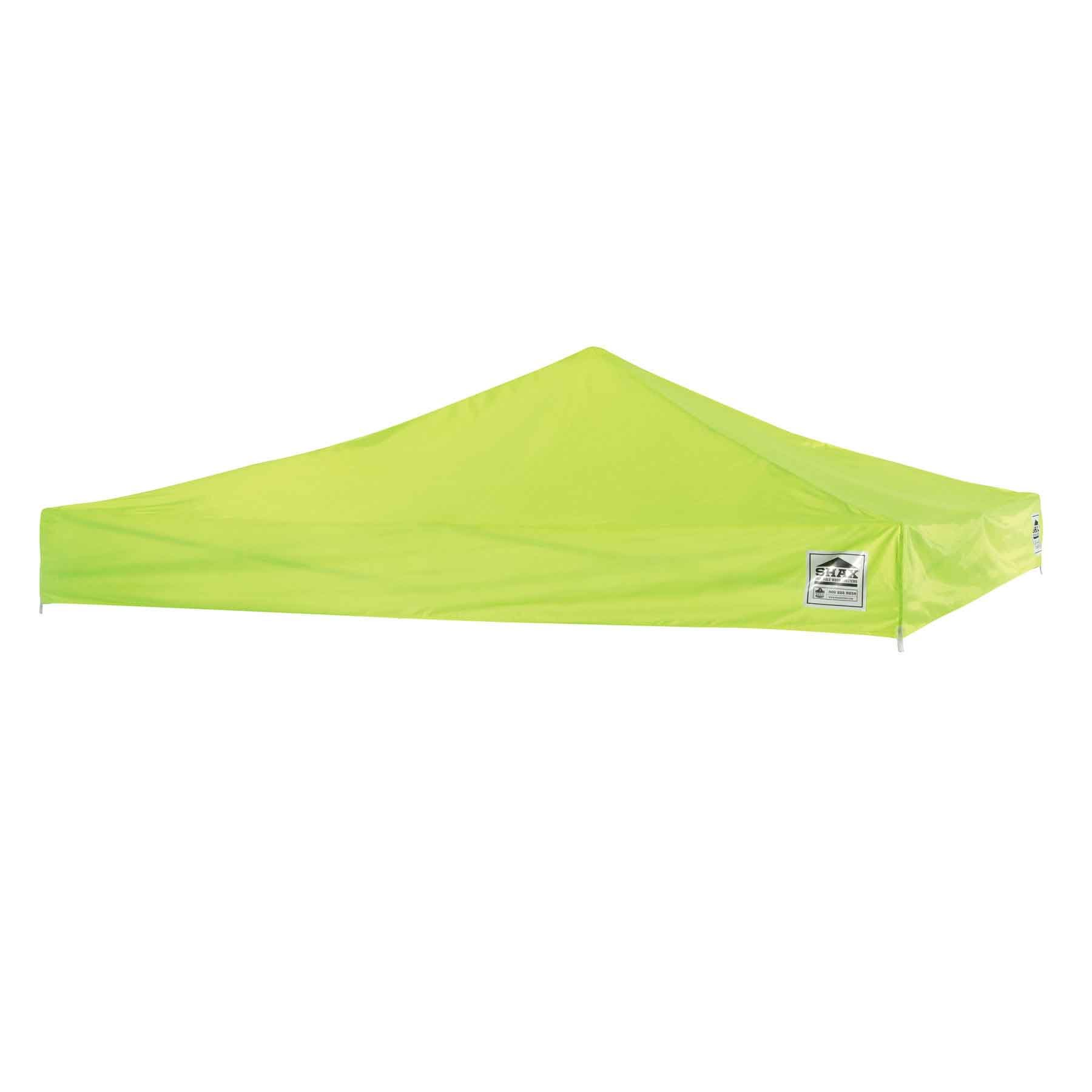 SHAX 6010C Replacement Canopy, 10' x 10', Lime