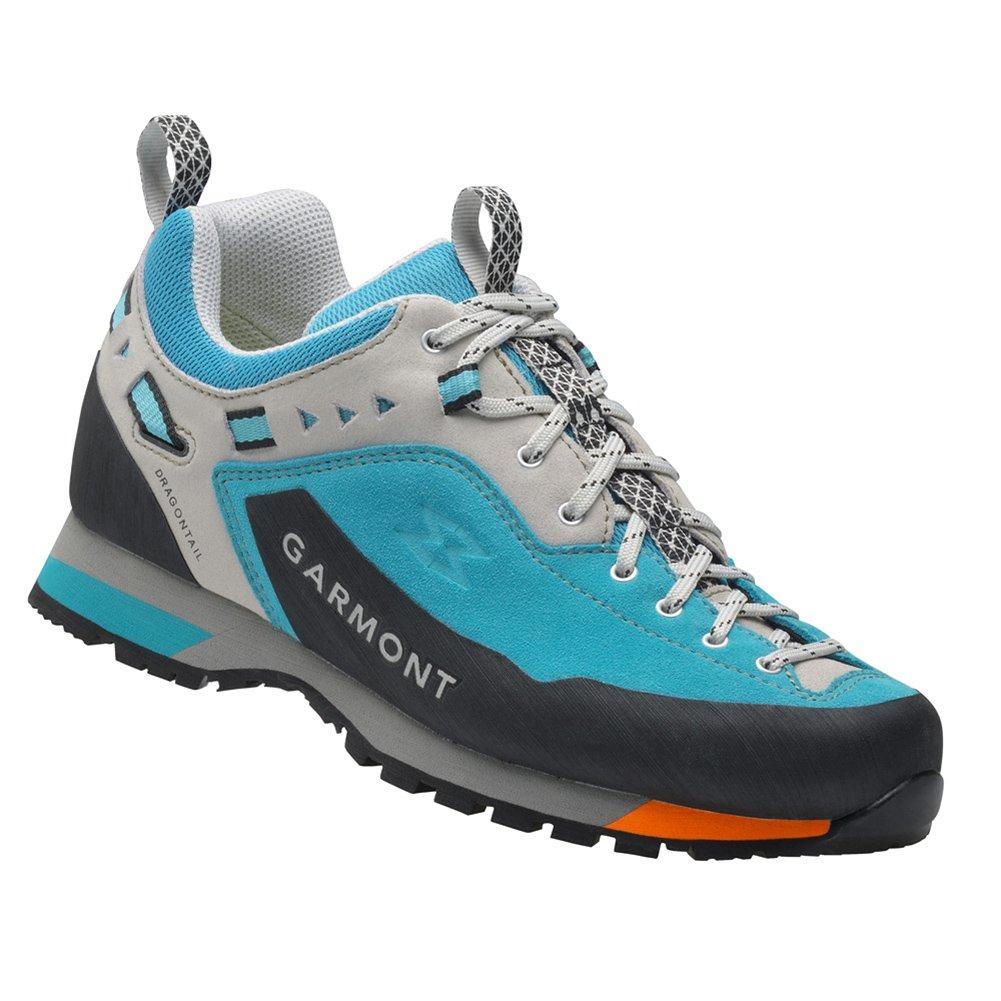 Garmont Women's Dragontail LT Hiking Shoes B06XH5WH7J 6 B(M) US Aqua Blue/Light Grey