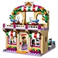 LEGO Friends Heartlake Pizzeria 41311 Toy for 6-12-Year-Olds from LEGO