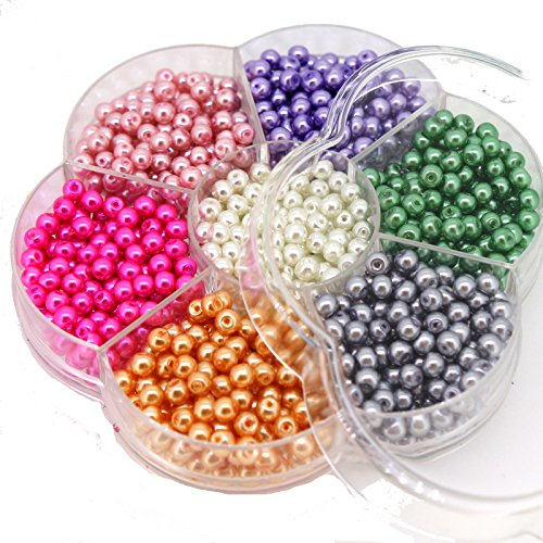 Jewelry Making Color Glass Pearlescent product image