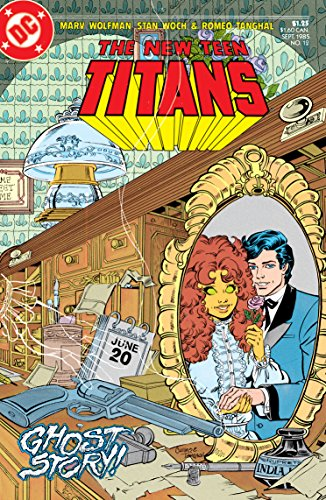 New Teen Titans (1984-1988) #12