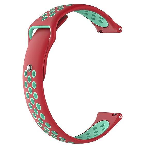 YpingLonk Inteligente Deporte Correa de Relojes Moda Clásico y Vintage con Cadena para Hombre y Mujer Accesorios: Amazon.es: Ropa y accesorios