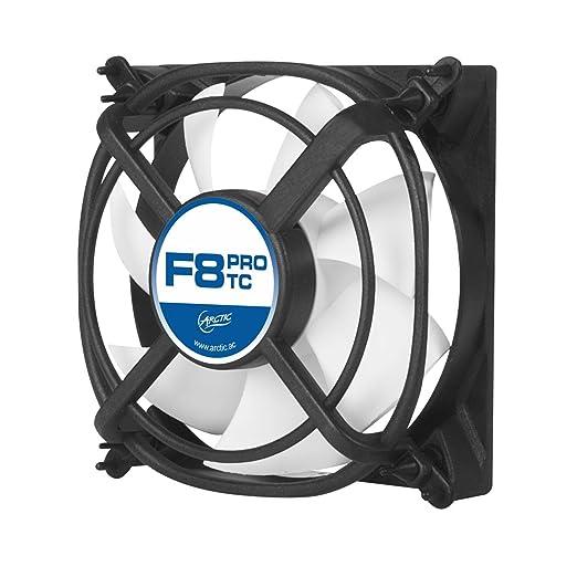 14 opinioni per ARCTIC F8 PRO TC- Ventola per case- 80 mm ad elevata prestazione con brevettata