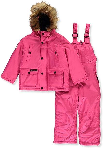 Canada Weather Gear Baby Girls/' 2-Piece Snowsuit
