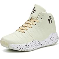 WILTENA Unisex Fashion Womens Non-Slip Basketball Shoes Mens Sports Running Shock Absorption Sneakers