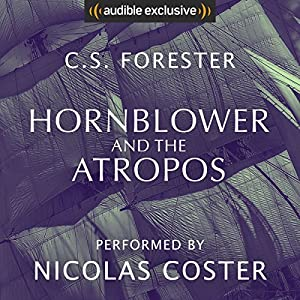 Hornblower and the Atropos Hörbuch