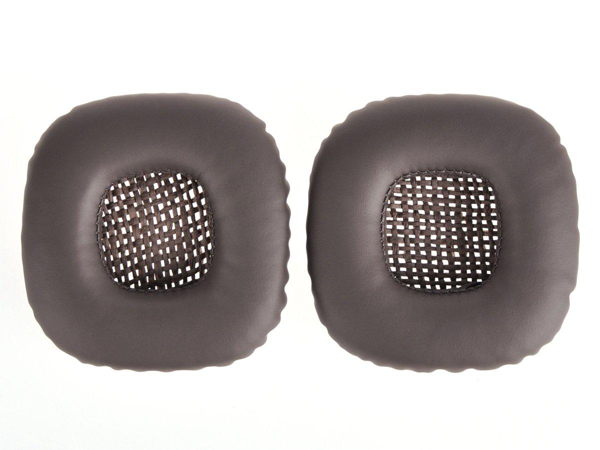 WEWOM 2 Almohadillas de Alta Calidad de Recambio para Auriculares Marshall Major II, Color: Marrón: Amazon.es: Electrónica