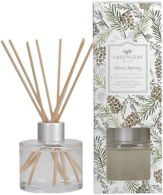 Silver Reed Diffuser