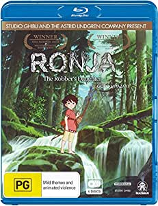 Ronja: The Robber's Daughter | Anime | 4 Discs | NON-USA Format | Region B Import - Australia