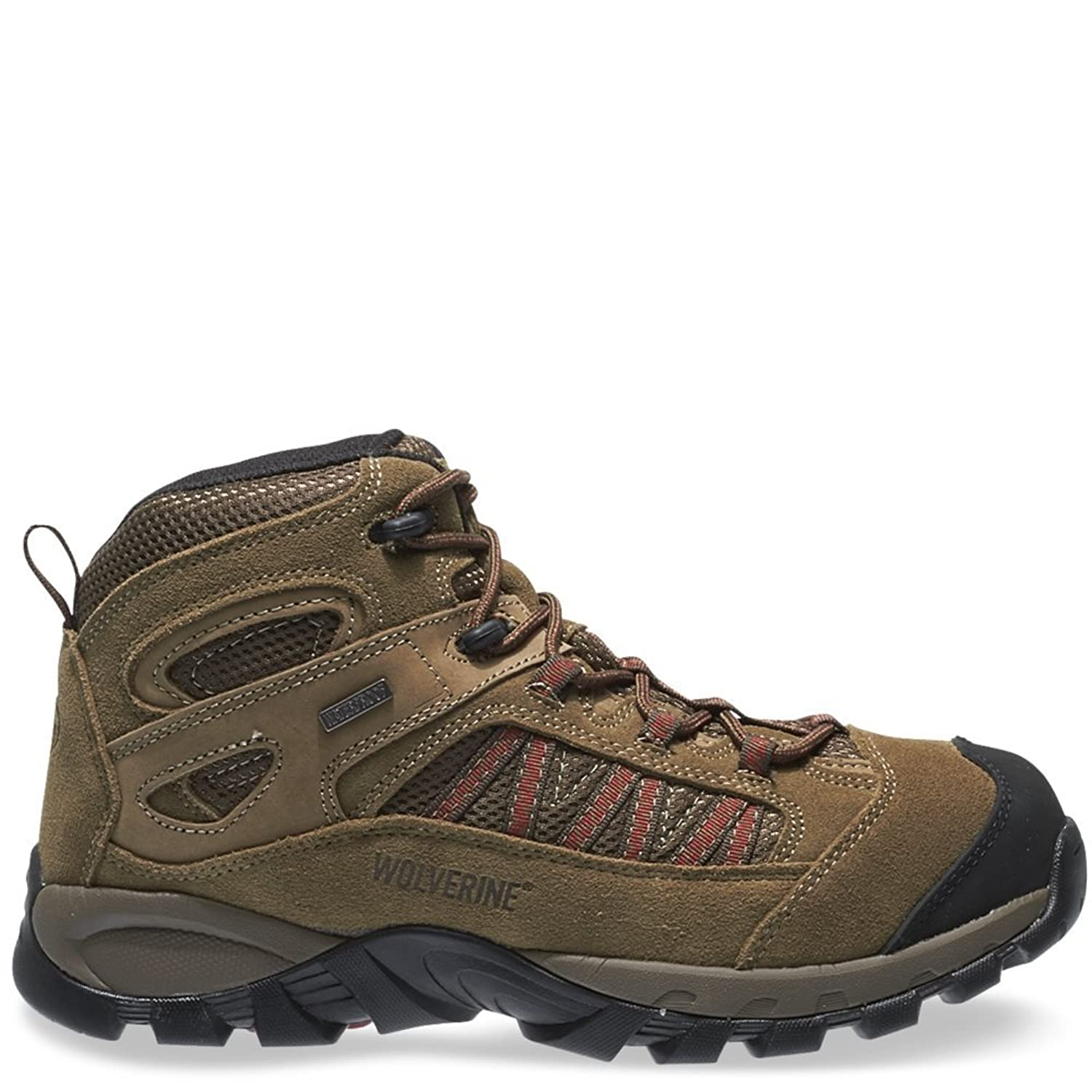 Black Ledge FX Waterproof Mid-Cut Steel-Toe Hiking Boot