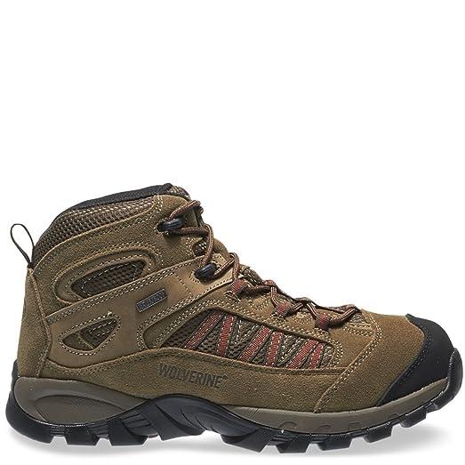 Black Ledge FX Waterproof Mid-Cut Steel-Toe Hiking Boot