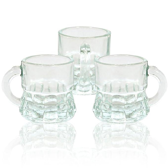 12 x Schnapsgl/äser Schnapsglas Glas 2 cl Trinkglas Party Schnapskrug Humpen