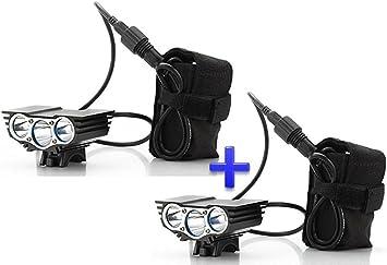 Theoutlettablet® Pack 2 Focos Luz delantera: Amazon.es: Electrónica