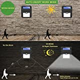 Nada LED, Solar Lights, Outdoor, Wireless, Motion