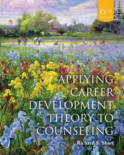 Pdf Teaching Applying Career Development Theory to Counseling