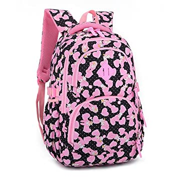 Westtreg Mochilas para niños Mochilas escolares para niños Mochila antirrobo para niños mochilas impermeables, 9168BL: Amazon.es: Equipaje