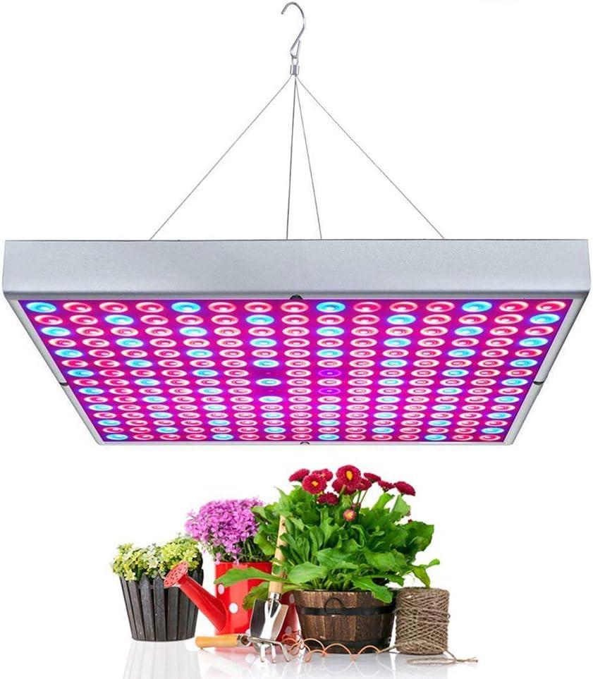 Lámpara de la planta Lámpara LED planta crece la luz 45W IR UV creciente de la lámpara de espectro completo for plantas de interior planta hidropónica crece la luz