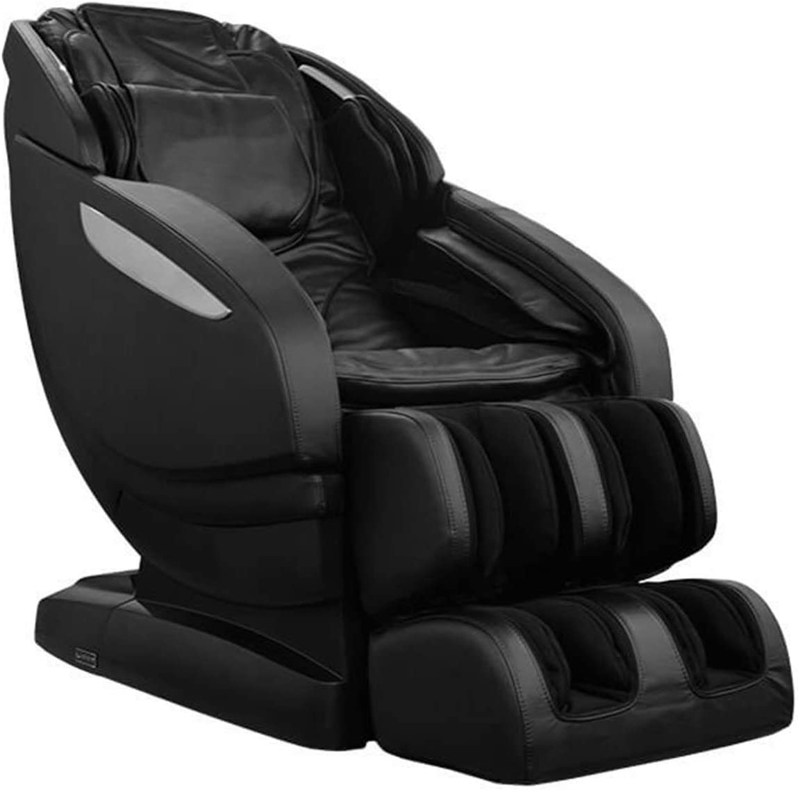 Infinity Altera Full Body Zero Gravity Massage Chair, Adjustable Air Intensity, Body Scanning, Reflexology, Shiatsu Technique - Black, Includes in Home delivery and Assembly