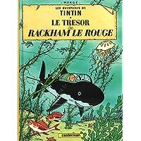 TINTIN T.12 : LE TRÉSOR DE RACKHAM LE ROUGE