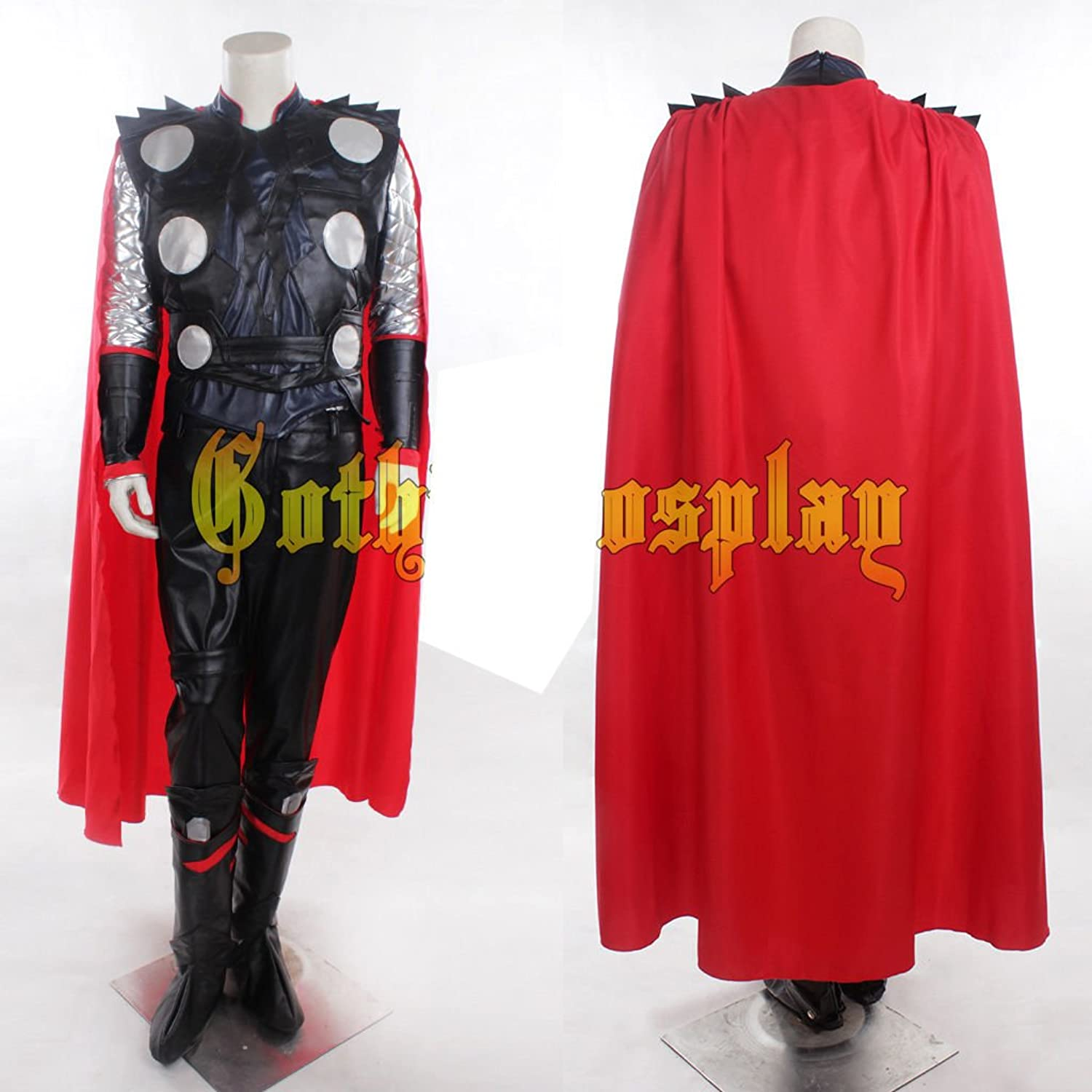 Thor The Dark World Odinson Cosplay Costume