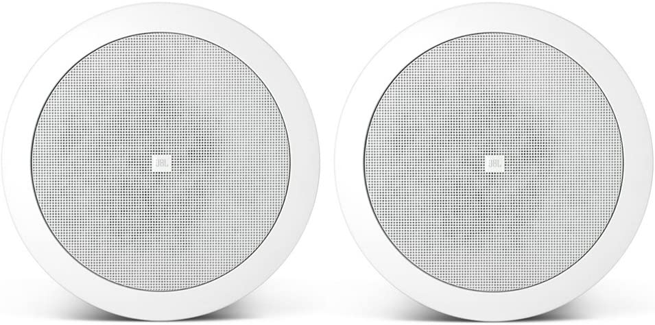 JBL Professional Control 26C 6.5-Inch Ceiling Loudspeaker Transducer Assemblies, Sold as Pair
