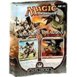 Magic the Gathering: MTG Duel Decks: Knights vs Dragons (Two 60 Card Decks)