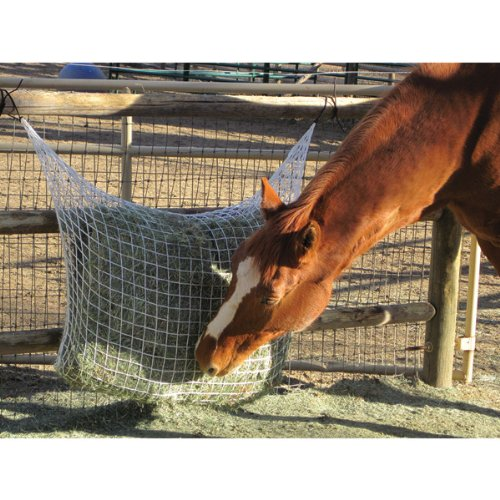 """Freedom Feeder Small Mesh Hay Extended Day Net, 1"""""""