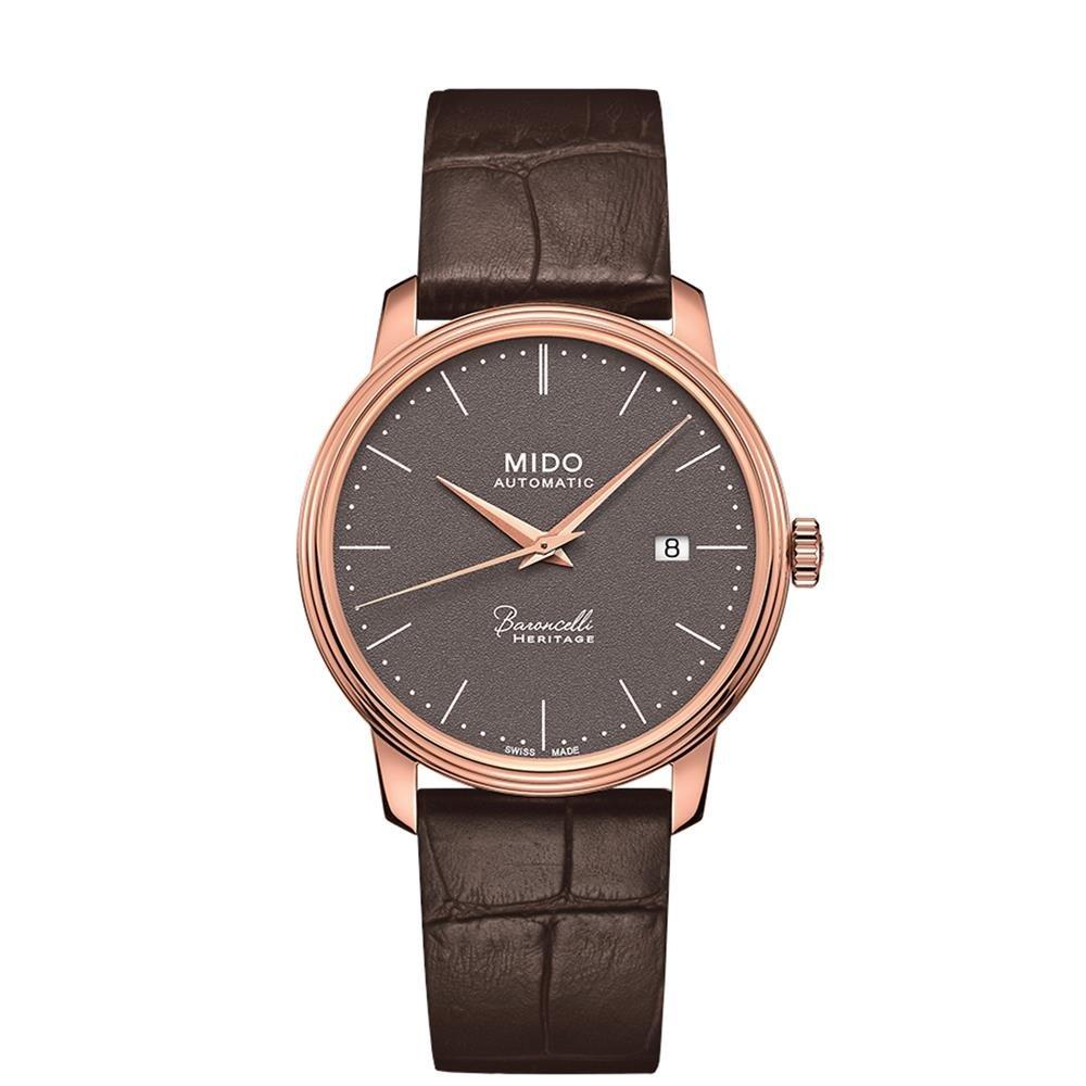 [ミドー]MIDO 腕時計BARONCELLI (バロンチェッリ) M0274073608000 メンズ 【正規輸入品】 B01H5TN7RQ
