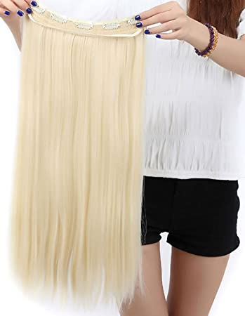 S noilite 100 real fashion 23 inches one piece long straight 34 s noilite 100 real fashion 23 inches one piece long straight 3 pmusecretfo Images