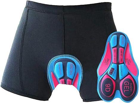 OKBONN Calzoncillos Ropa Interior Ciclismo Pantalones Interiores ...
