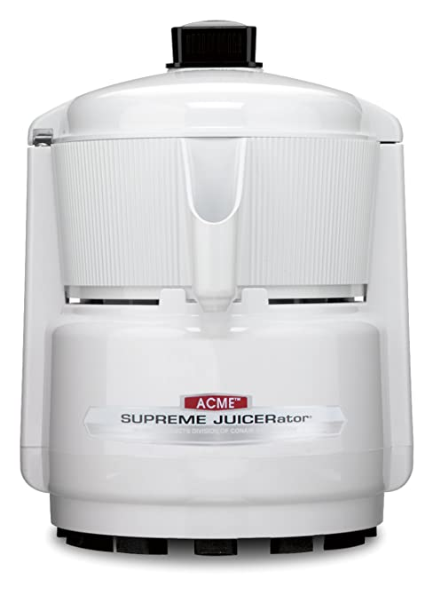 Amazon.com: Acme juicerator Juice Extractor, Muy blanco ...