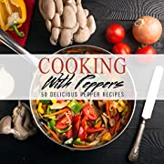 How to cook with peppers.Cooking with Peppers is a cookbook for pepper lovers. This is not a one dimensional cookbook it is an exploration into the world of peppers. You will find over 50 delicious recipes spread throughout one rich cookbook. Where e...