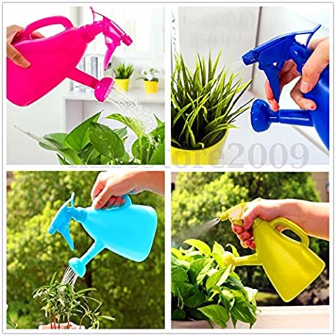 MAZIMARK--Water Sprayer Plants Watering Can Container Outdoor Garden Flower Irrigation (How Do You Spell Mist)