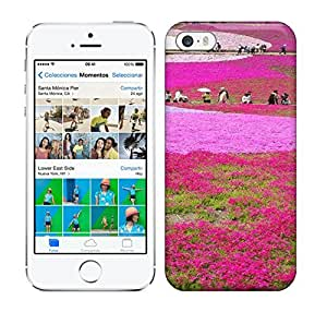 Best Power(Tm) HD Colorful Painted Watercolor Hitsujiyama Park Hard Phone Case For Iphone 5/5S