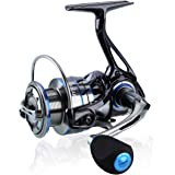 Tempo Apex Spinning Reel, Ultralight Premium Magnesium Body, Super Smooth Fishing Reel with 10 + 1 BB, Powerful and…