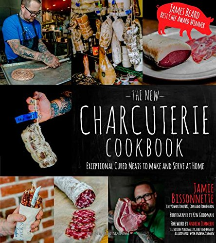 Cookbook: Exceptional Cured Meats to Make and Serve at Home ()