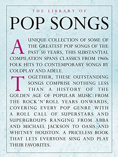- The Library of Pop Songs