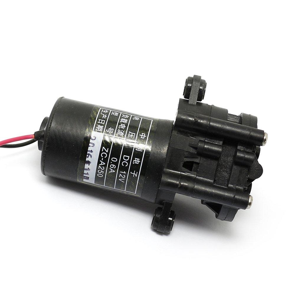 12v Mini Gear Self-sucking Pump (0-100℃) Food-grade for Coffee/hot Drink Zc-a250