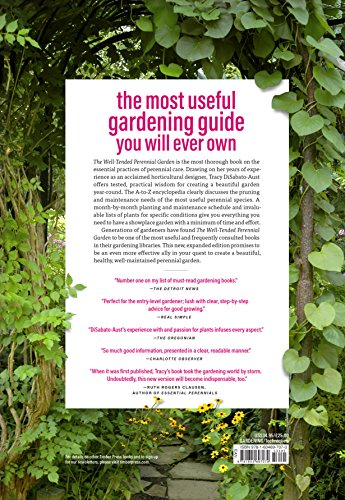 The Well Tended Perennial Garden The Essential Guide To Planting And Pruning Techniques Third