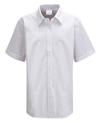 Festliche Hemd für-Jungen in weiss Gr.86-176    Amazon.de  Bekleidung 255de2b078