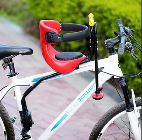 yyqxhly Nuevo Asiento de Seguridad para niños de Bicicleta de ...