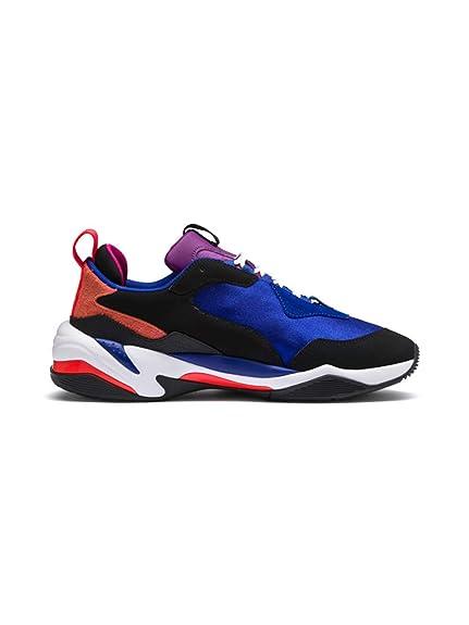 Puma Men s Shoes Thunder 4 Life Blue White Sneaker Fall Winter 2019  Amazon. co.uk  Shoes   Bags 2e8b11cfb
