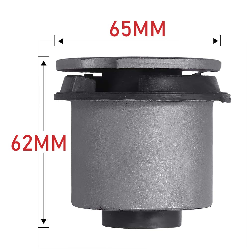 Hoypeyfiy Replaces 25872770 B2110 Premium Front Differential Axle Bushing for 06-10 Hummer H3 by Hoypeyfiy (Image #3)