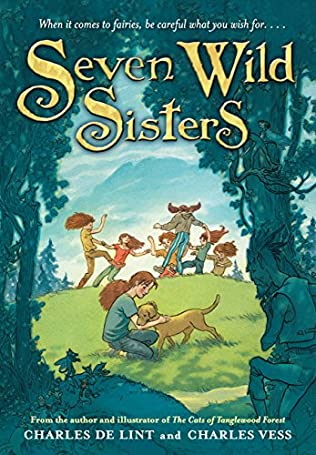 book cover of Seven Wild Sisters