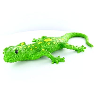 Toysmith Lizard Squishimal Toy: Toys & Games