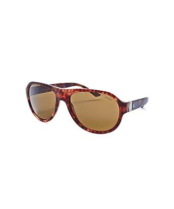 Amazon.com: Polo by Ralph Lauren moda anteojos de sol 4037 ...