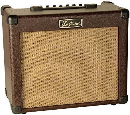 KUSTOM SIENNA35-Amplificador para guitarra acústica y ...