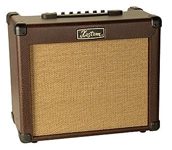 KUSTOM SIENNA35-Amplificador para guitarra acústica y preamplificador 35 W RMS: Amazon.es: Instrumentos musicales